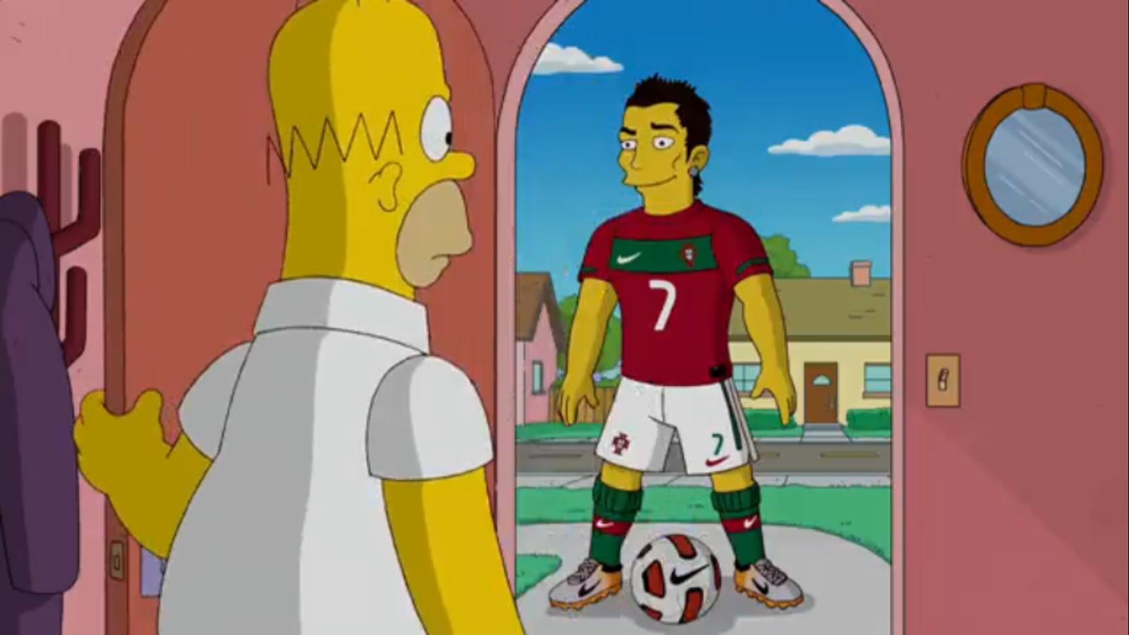 Deportistas Que Aparecen En Los Simpson